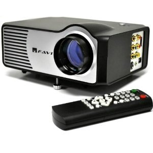 favi riohd led 2 mini projector for powerpoint
