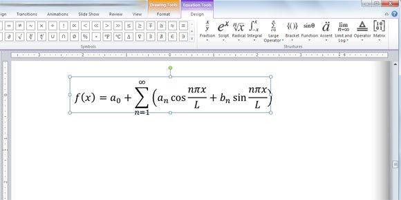 Free Math Equation Editor