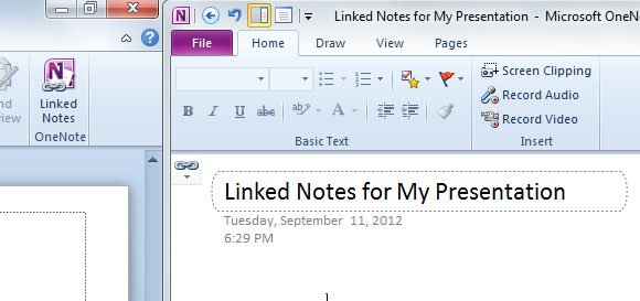 how to use notes in powerpoint