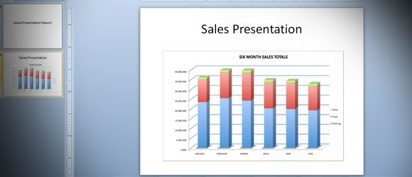 Giving A Sales Presentation Powerpoint Presentation