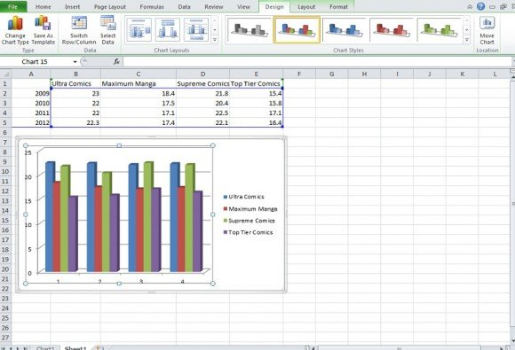 Bar Graph Template Excel TvsputnikTk