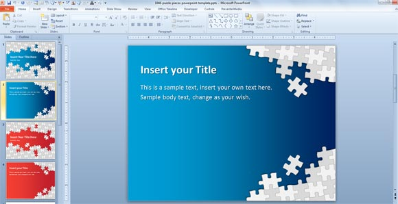 Presentation Slides Free Download
