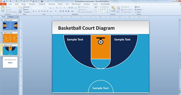 Ncaa Basketball Court Layout for Pinterest