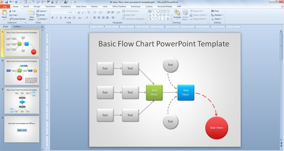 Ultimate Tips to Make Attractive Flow Charts in PowerPoint ...