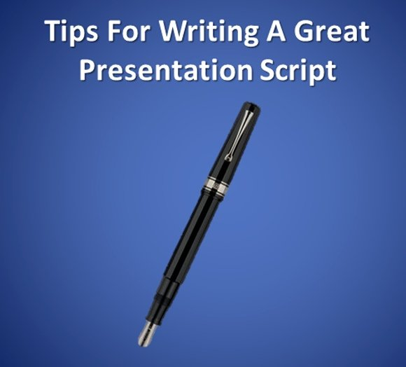 rules for writing a powerpoint presentation