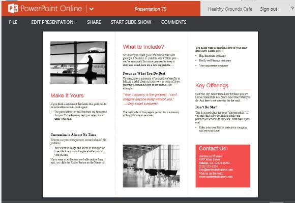 flyer designer online free