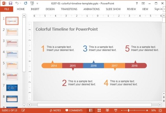 Animated Gantt Chart Powerpoint Templates Powerpoint