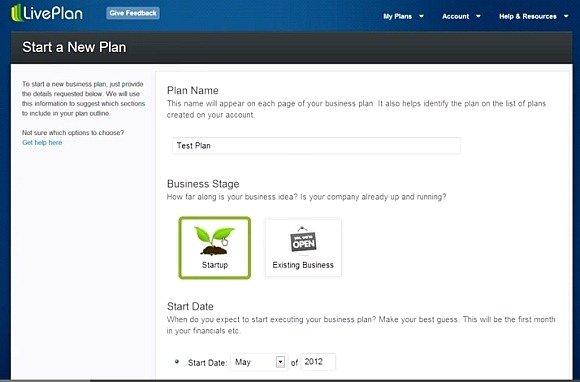 articles business plans