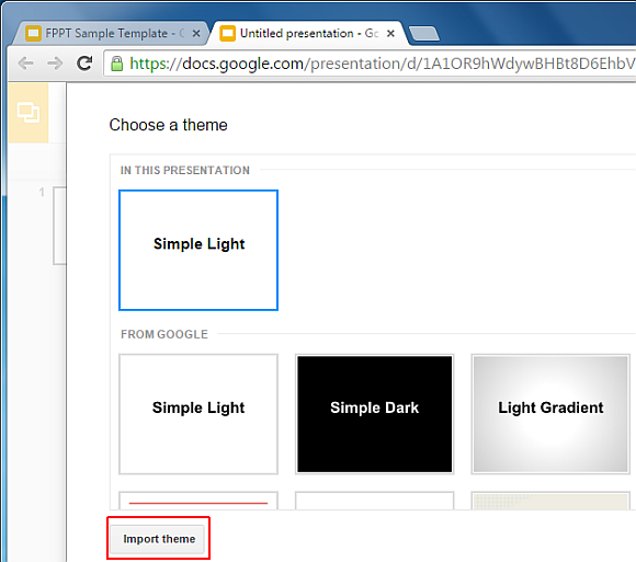 how to download from google slides
